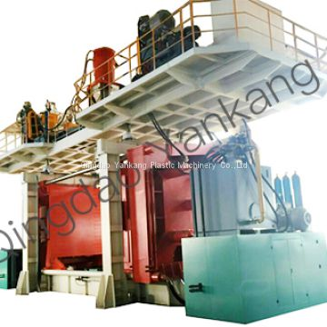 Outstanding 1000 Liter Extrusion Blow Moulding Machine Made by Yankang Machinery for Your Choice