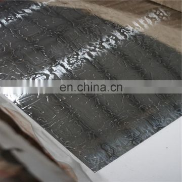 embossed decorative stainless steel sheet