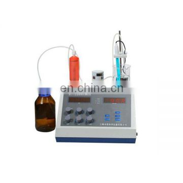 APT-1 Automatic potentiometric titrator