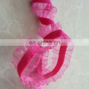 elastic lace trim for underwear