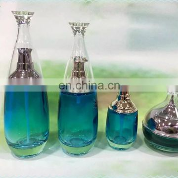 Hot sale 30g,50g, 30ml,100ml. 120ml cosmetic bottle,glass bottles cosmetic packaging