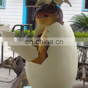 2016 new equipment mechanical moving dinosaur eggs