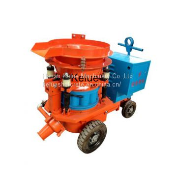Sand and Gravel Backfill dry mix shotcrete equipment