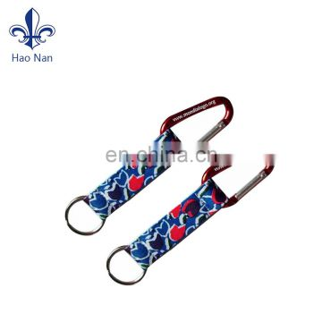 innovative novelty bulk mini aluminum carabiner wholesale