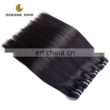 Hot sale! super quality sample support most popular raw unprocessed brazilian hair extension 100 human