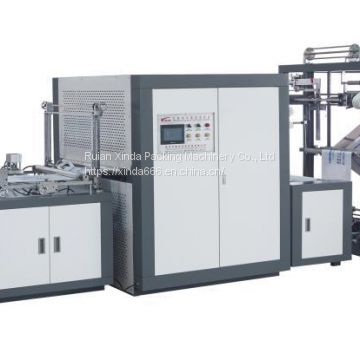 WFB-DT600 D cut Nonwoven Bag Making Machine