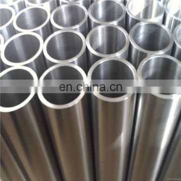 HL Finish TP 316L seamless stainless steel pipe price per ton