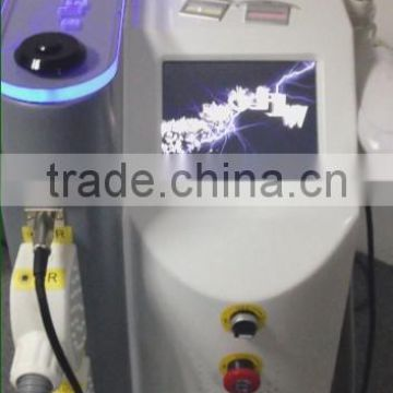 WL-33 Elight (ipl+rf) Yag laser and bipolar rf beauty machine