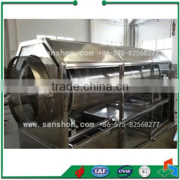 Sanshon Vegetable And Fruit Chinese Herbal Medicines Commercial Washing Machine