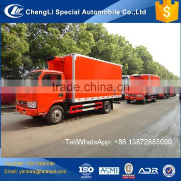 97bfcdb060 dfac 3 ton 4 ton 5ton 6 ton -10 -18 degree refrigerated truck box body van  of Refrigertator Van Cargo Truck from China Suppliers - 143111802