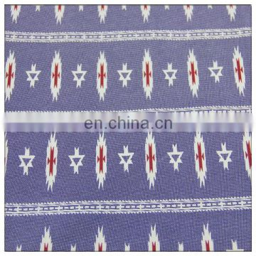 In stock CVC oxford fabric wholesale in stock