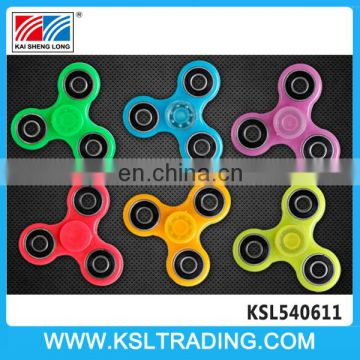 Hot selling high speed bearing fidget light hand spinner