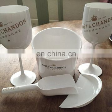 ICE IMPERIAL MOET CHANDON ICE CUBE HOLDER & SCOOP