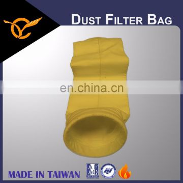Significantly Increased Filtration Performance Dust Filter Bag