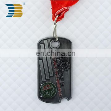 metal custom bottle opener medal