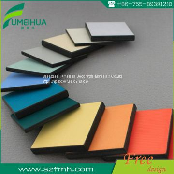 Factory Direct Hot Sales High Pressure Decorative Compact Laminate