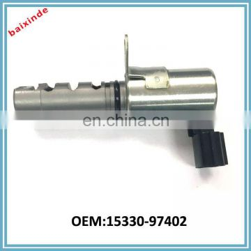 Baixinde Brand High quality Cam Timing Oil Control Valve Assy 15330-97402