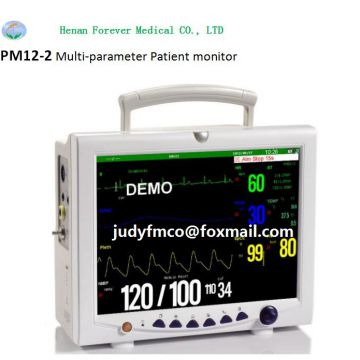 China 15.1 inch ICU Patient MOnitor