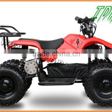 Electric Mini ATV Mini Quad 500W 36V for 6-14 kids&teenagers, best quality electric ATV electric quad bike for sale