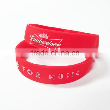 Custom logo popular series wholesale fashion design ordinary style / mosquito repellent bracelet