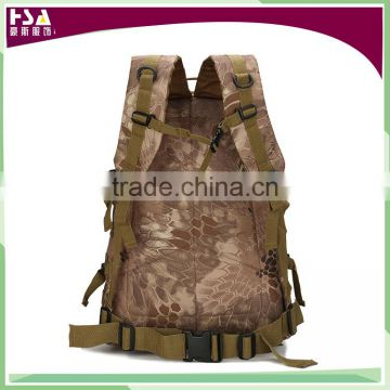 Outdoor Water-proof Oxford mountaineering movement backpack 3D