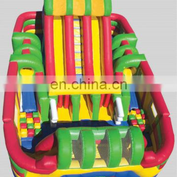 giant inflatable fun city, inflatable amusement park FN028