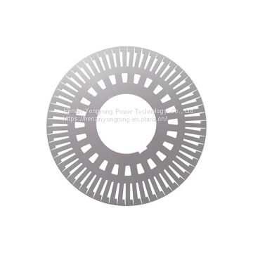 Electric motor rotor generator lamination iron cores silicon steel stamping sheet iron cores