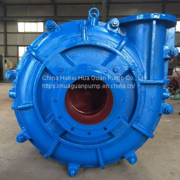ZGB series high efficiency and energy saving and wear-resistant slurry pump combined pump