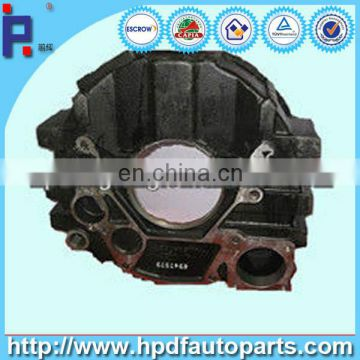 Dongfeng truck spare parts 4BT flywheel cover 4947579 for 4BT diesel engine