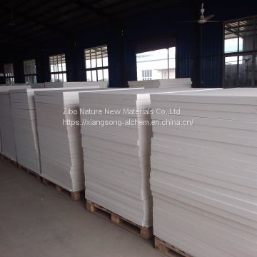 Ceramic Fiber Board Heat Insulation Material, Calcium Silicate Board 650c; 1000c; 1100c