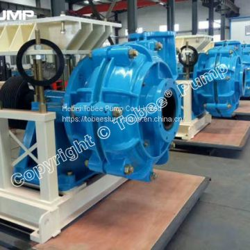 Tobee® 1.5x1 inch heavy duty slurry pump