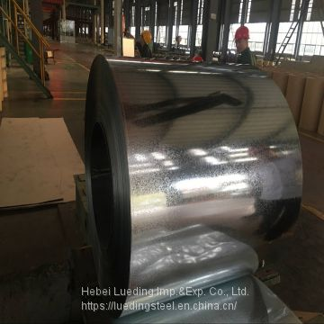 Top Quality 14 gauge Sheet Z275 Galvanized Steel Coil