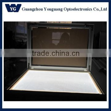 Lockable led light box,outdoor advertising light box/outdoor security advertising light boxes