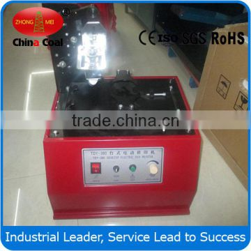 TDY-380A pad printing machine with blank steel plate of Packaging