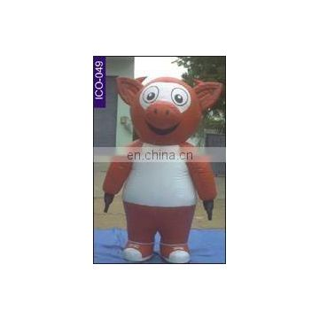 Bear Inflatable Costume