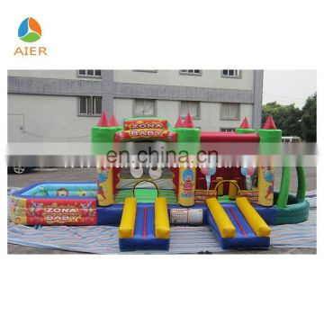 Childrens indoor play equipment,kids jumping inflatable equipment