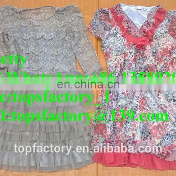 Premium used clothes in bale price with low price