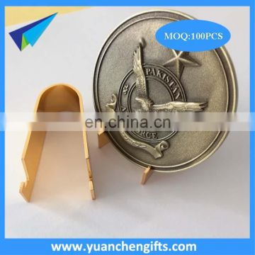 2016 collection custom from China souvenir coin token coins
