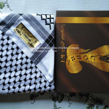 2018 Boutique Arafat Shemagh / Arab Shemagh / Arab scarf