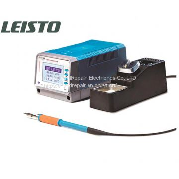 LEISTO T12-11 Lead Free Soldering Iron Phone Repair Soldering Station