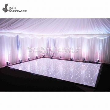 China Suppliers Wholesale Wireless Led Dance Floor For Wedding Event