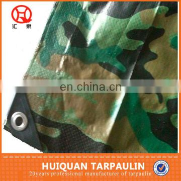 cheap new camouflage tarp with good quality