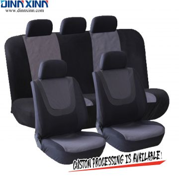 DinnXinn Ford 9 pcs full set PVC leather leather seat cover car manufacturer China