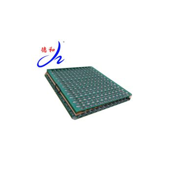 600 series wave type shale shaker screen for solids contorl equipment