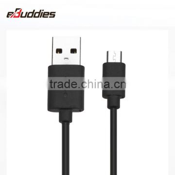 3.3ft Premium Micro USB Cable High Speed USB 2.0 A Male to Micro B Sync and Charging Cables for Samsung and Android Phone