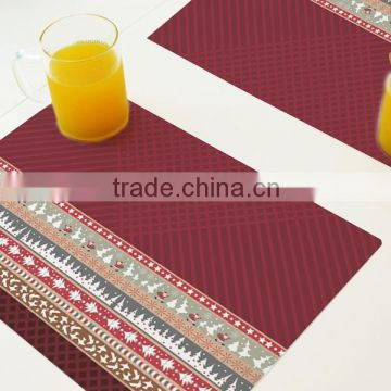 High Quality Non-Toxic Carton PP Plastic Clear Mahjong Table Mat
