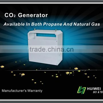 ETL Liquefied Petroleum Gas CO2 Generator 8 Burners For greenhouse