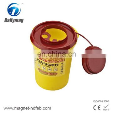 Hot Sale 0.7L Medical Disposable Sharp Container Box Waste Container