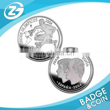 Promotion Custom Metal Coin Factory