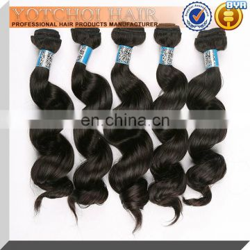 2015 Best Selling Remy Human Hair Extensions Soprano Wave